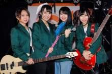 『ガールズフィスト!!!!』CD第3弾が1月15日発売! 同日夜、公開練習も秋葉原で開催!! 【アニメニュース】