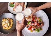 """新大阪エリア最高層ホテルで味わう""""ビール×肉料理""""!ボリューム満点の朝食も"""