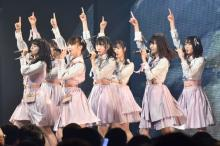 NGT48、1年9ヶ月ぶり単独コンサートにおぎゆか涙ぐむ 冒頭は異例の15分映像