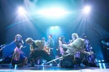 舞台『鬼滅の刃』が開幕 炭治郎役・小林亮太「必死に闘っています」