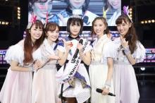 存在感あるアイドル発表、CROWN POP・三田美吹が涙で喜ぶ スタプラ所属8グループの中から