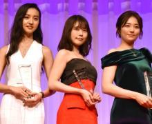 Koki,・有村架純・木村文乃らジュエリー賞で喜びの声「自分磨きをして」