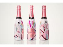 限定デザイン登場!「シャンドン」のスパークリングワインで日本の伝統美を感じよう