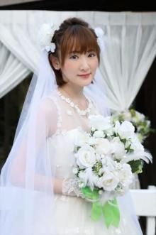 生駒里奈、ドラマで初めてウエディングドレス姿に「放送が楽しみ」