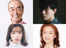 志村けん、芸歴48年にして初の映画主演 菅田将暉と二人一役「とても楽しみ」