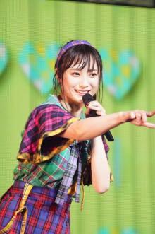 NMB48次世代エース梅山恋和が宣言「センターを目指したい」