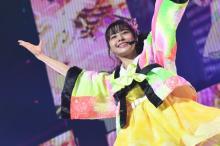 NGT48本間日陽、怒とうの20曲ノンストップ「二十歳メドレー」