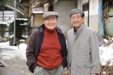 里見浩太朗、『やすらぎの刻~道』出演 石坂浩二と初共演