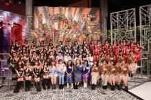 ハロプロ、TV番組初の全員集合 6組58人が赤裸々トーク 「歌・ダンスNo.1」発表も