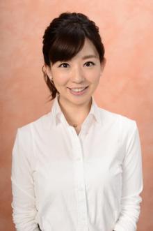 テレ朝・松尾由美子アナ、第1子妊娠を報告「夏頃の出産予定」
