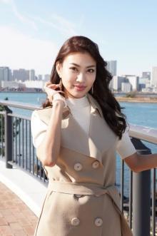 『夜ふかし』セクシーキャラ・青山めぐ、中村倫也主演ドラマに出演決定