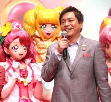 『ワンピ』サンジ役の平田広明、プリキュアに囲まれ赤面 子役の手紙は老眼で読めず嘆き