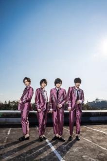 EUPHORIA、1・29新曲先行配信 伊秩氏「春の風の中で離れ離れになっていく桜の花びらのような歌」