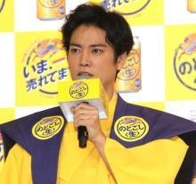 桐谷健太、東出昌大とW主演ドラマ現場「全身全霊で全力でやっています」