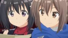 TVアニメ『 痛いのは嫌なので防御力に極振りしたいと思います。 』第3話 「防御特化と二層攻略。」
