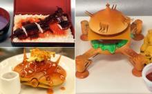 「アッザムバーガー」「ビグザムパンケーキ」がネットで話題、食べたくなる『ガンプラお惣菜』とは?