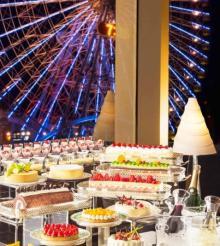 初開催の「桜ジャーニー」が楽しみすぎる♡横浜ベイホテル東急、ナイトタイムブッフェ4月の予約受付がスタート!