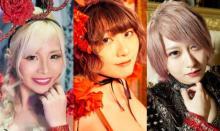 """「キラキラとした非日常の世界に行きたい」3人の女性たちが""""夜の東京""""で働くことになったワケ"""
