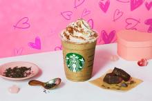 【本日1月31日発売】スタバのバレンタイン第2弾「チョコレート with ミルクティー フラペチーノ」に注目♡