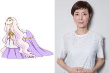 戸田恵子、プリキュア新作に初出演 地球癒す世界の女王役に驚き