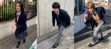 萩原利久、『全力坂』で鼻血を出す力走 久保田紗友・神尾楓珠も登場