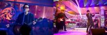 """内田有紀、藤井フミヤに17年越し""""告白"""" 「TRUE LOVE」披露に感極まる"""