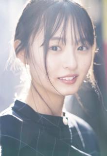 """乃木坂46""""未来のエース""""遠藤さくらが魅せる、光にあふれた美しさ"""