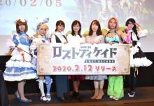 前島亜美&愛美、スケバン&ぶりっ子キャラを熱演し赤面「なかなかハイカロリーだった…」