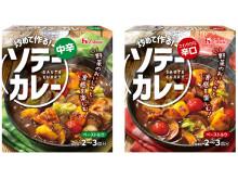 """""""お二人さま""""にピッタリ!野菜のおいしさと食感が美味しい炒めて作る新カレー"""