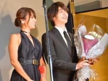 横浜流星、深田恭子と久々2ショットに大歓声 再共演を熱望