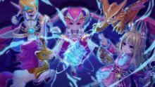 「幻想神域 -Another Fate-」大型アップデート「貪婪のエレジー」特設サイトを本日公開! 【アニメニュース】