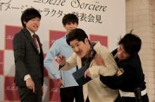 和牛・川西、ゲス記者の猛攻受ける NHK『LIFE!』初出演