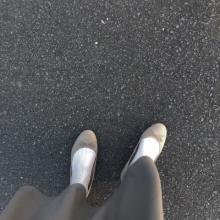 GUで人気の990円「バレエシューズ」あなたはどっちを買う?履きやすすぎて今春に大活躍の予感です♩