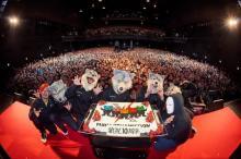 マンウィズ、結成10周年ライブで歴史振り返る名曲披露 初の野外フェス&ワンマン、集大成アルバム3作品発表も