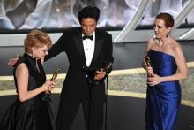 カズ・ヒロ、2度目のオスカー 映画『スキャンダル』でヘア・メイクアップ賞
