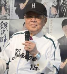 野村克也さん死去 84歳 戦後初の三冠王 ヤクルト、阪神、楽天で監督