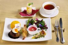 オトナの夢を叶えるワンプレート♩展覧会とタイアップした「お子様ランチ」が三菱一号館美術館「Café 1894」にお目見え!