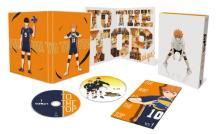 『ハイキュー!! TO THE TOP』BD&DVD特典情報・イラスト、「がぶ飲み」シリーズコ&#12521