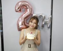 AAA宇野実彩子、ソロ2周年に感激「夢にも思いませんでした」 自身初の生セッションも