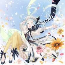 """バイリンガルシンガー""""デラ""""オリジナル楽曲「Little Flower」「Memory Lane」同時リリース! 【アニメニュース】"""