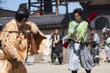 【麒麟がくる】眞島秀和、長谷川博己と共演「とても楽しい」