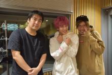 【東京ドリエン】EXIT、テレ東・佐久間氏に感謝 今後の野望は「東京ドームで単独ライブ」