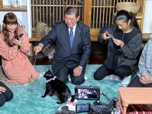 石破茂氏、2・22猫の日特番に出演 自ら都市伝説を検証