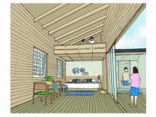 北欧「フィンレイソン」コラボ!憧れの一棟貸し宿泊施設が埼玉に3月オープン