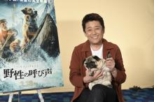 坂上忍、ハリソン・フォード主演映画に共感「僕の人生はずっと冒険」