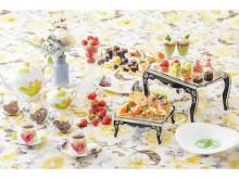 抹茶や旬のイチゴに和三盆!期間限定の和製アフタヌーンティーを召し上がれ