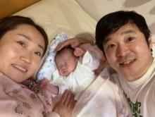 第1子出産のキンタロー。不妊治療を初告白 絶望を救った東尾理子の存在