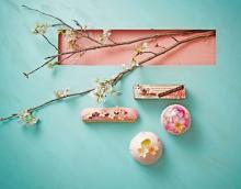 春はご褒美スイーツを持ってお花見へ♩桜をイメージした新作アイテムがリッツカールトン大阪に3月お目見え♡