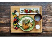 発酵カフェ「漬×麹 Haccomachi」京都・三条通近くにOPEN