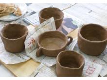 「手びねり陶芸教室」で世界で一つだけの陶芸作品を作ろう!in秋田